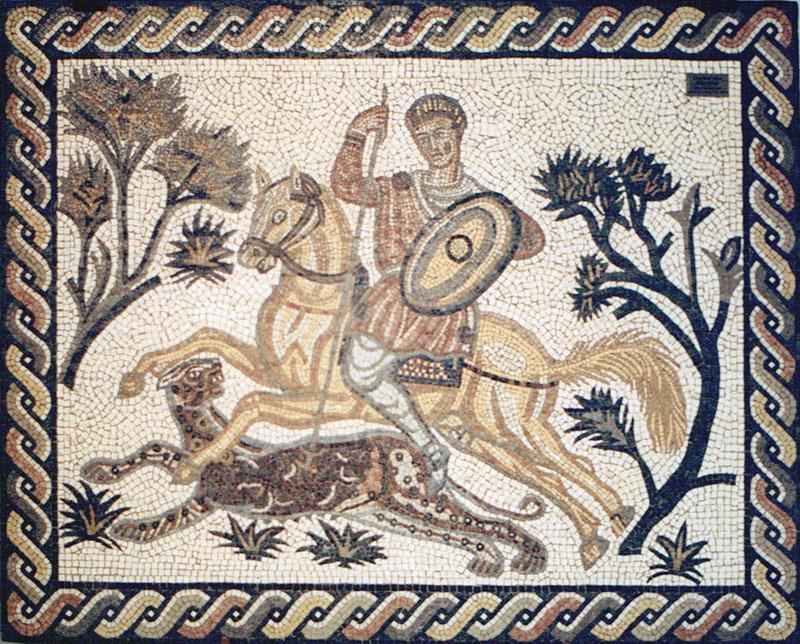 11-Mosaico-Caceria-de-la-Pantera
