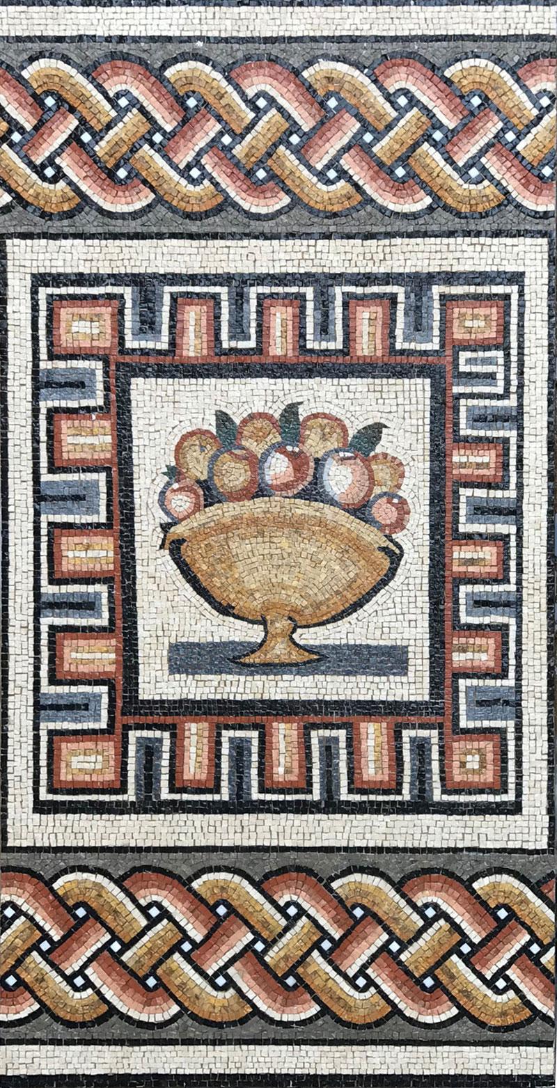 Mosaico-Frutero